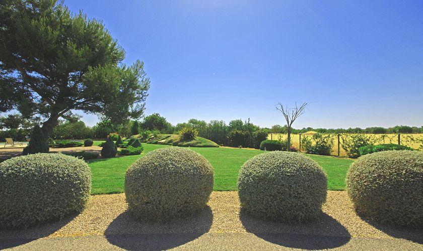 Garten Poolfinca Mallorca Norden PM 3708