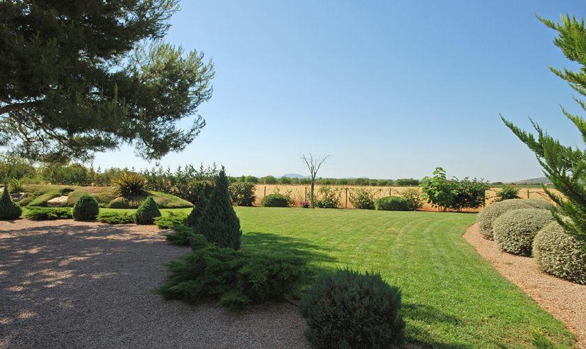Großer Garten Ferienhaus Pool Internet Klimaanlage Mallorca PM 3708