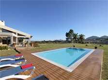Pool und Ferienvilla Mallorca Norden PM 370