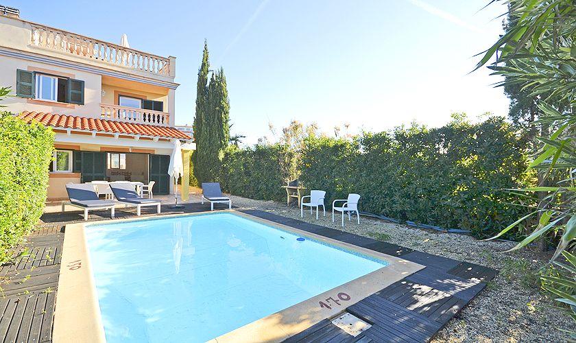 Pool und Ferienhaus Mallorca Nordküste PM 3714