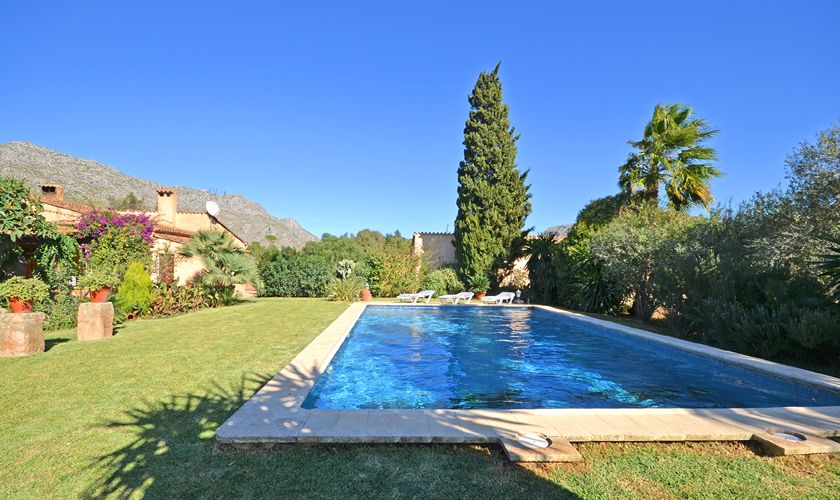 Pool und Finca Mallorca PM 3716