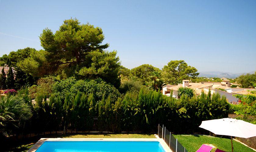 Blick vom Ferienhaus Mallorca für 8 Personen PM 3717