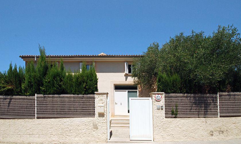 Front Ferienhaus Mallorca für 8 Personen PM 3717