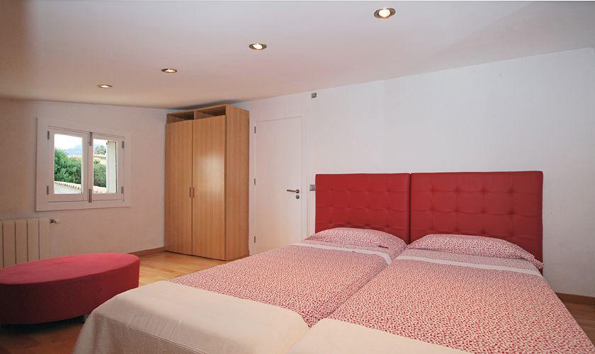 Schlafzimmer Ferienhaus Mallorca für 8 Personen PM 3717