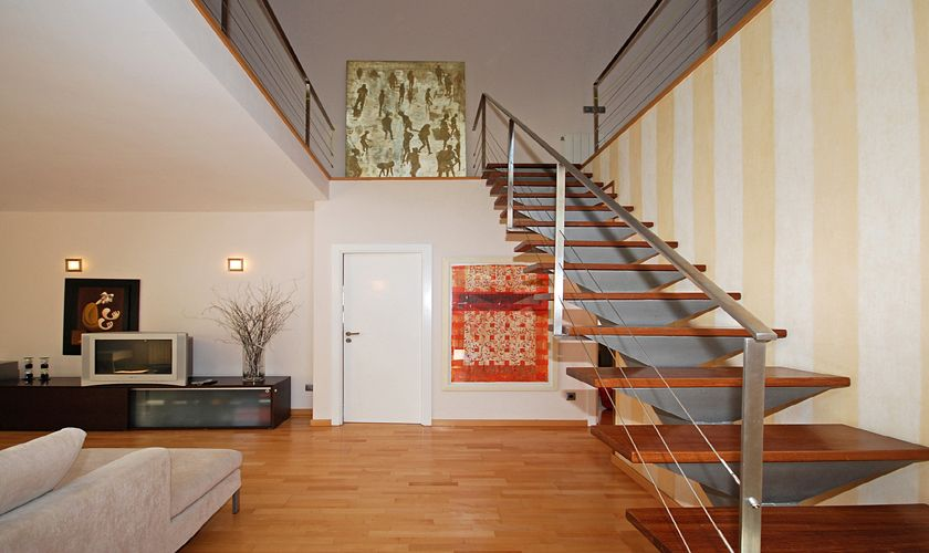 Treppe Ferienhaus Mallorca für 8 Personen PM 3717