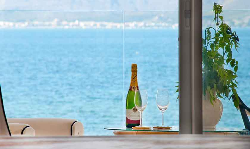 Meerblick Appartement Mallorca Nordküste PM 3721