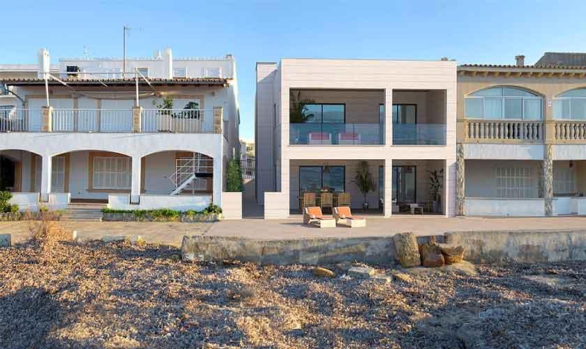 Blick auf das Appartement Mallorca Nordküste PM 3721