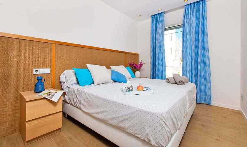 Schlafzimmer Appartement Mallorca Nordküste PM 3721