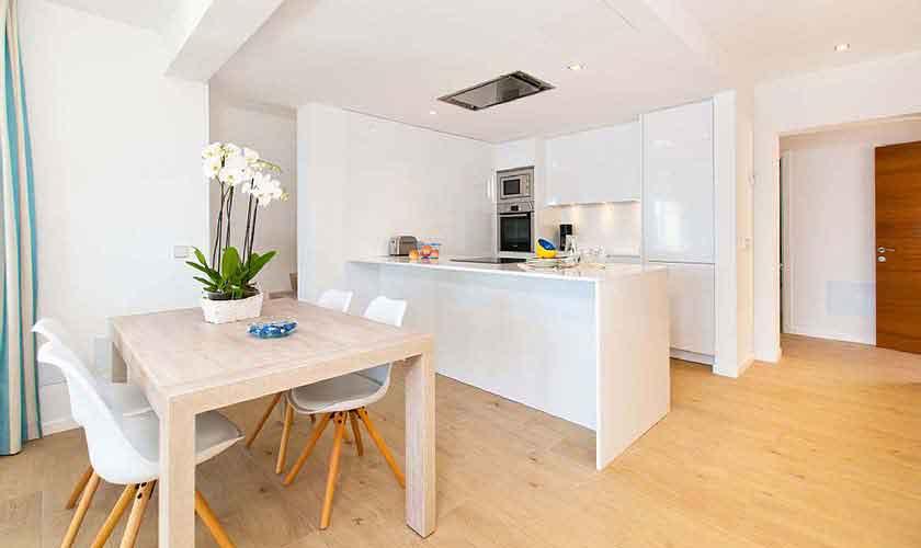 Küche Ferienwohnung Mallorca Nordküste PM 3721