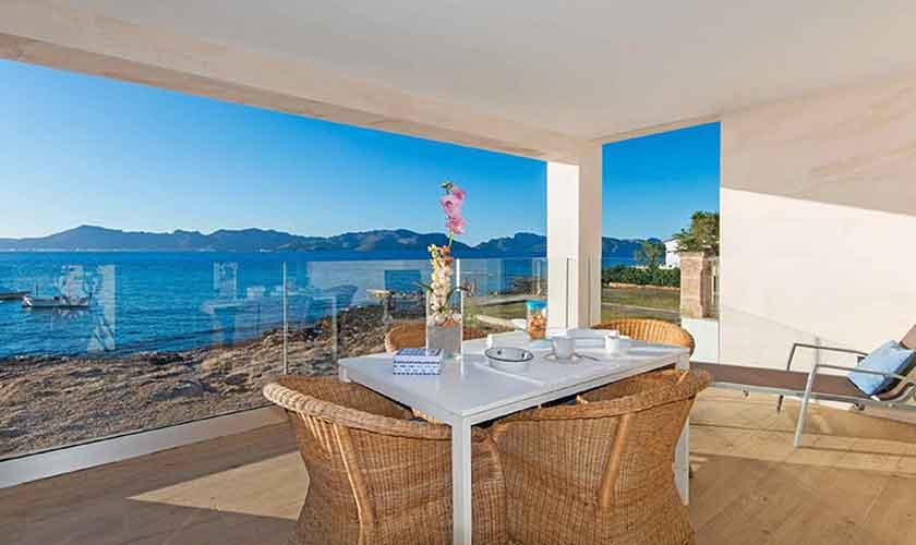 Meerblick Ferienwohnung Mallorca Nordküste PM 3721
