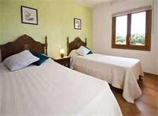 Schlafzimmer Finca Mallorca Norden PM 3725