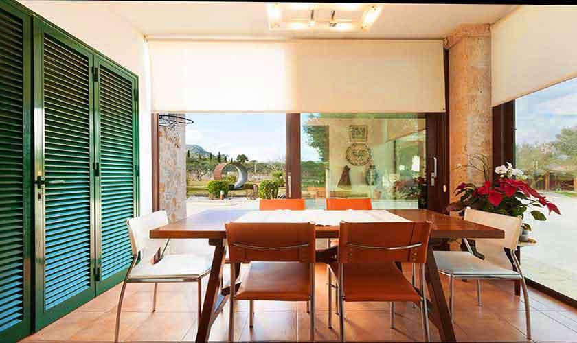 Küche Finca Mallorca Norden PM 3726