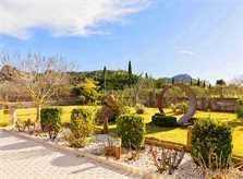 Garten Finca Mallorca Norden PM 3726