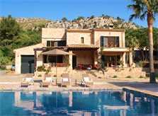 Pool und Finca Mallorca Norden für 8 - 10 Personen PM 3727