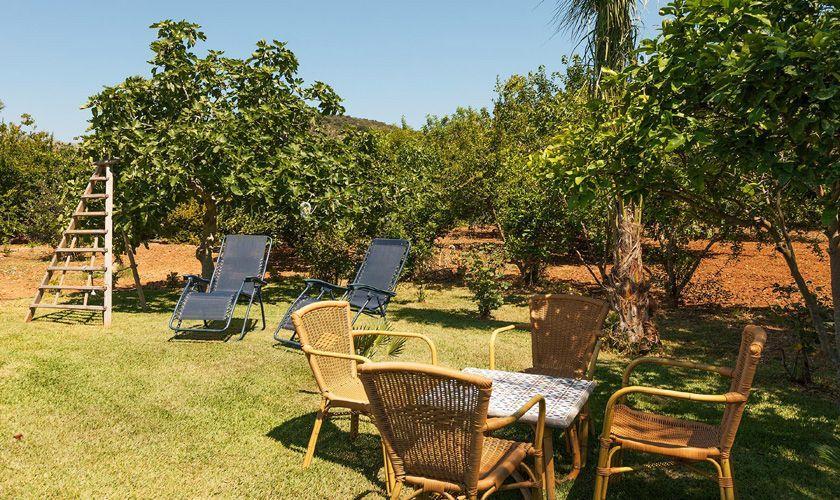 Garten Finca Mallorca Pollensa PM 3747