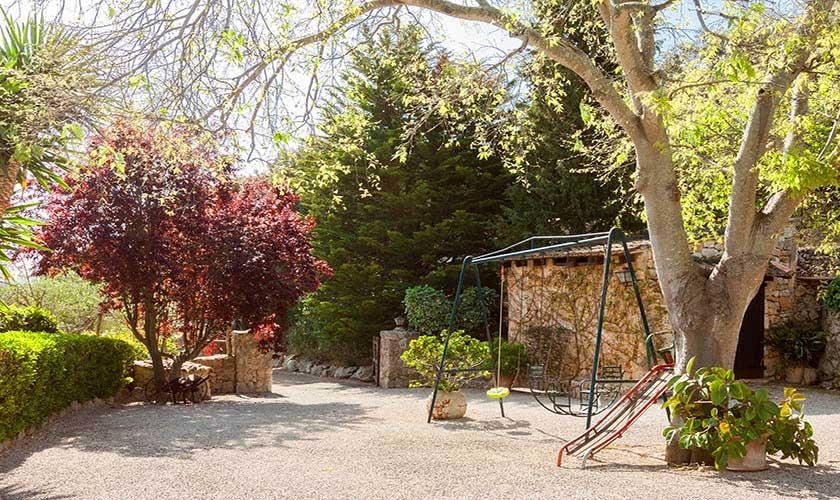 Garten Finca Mallorca Norden PM 3750