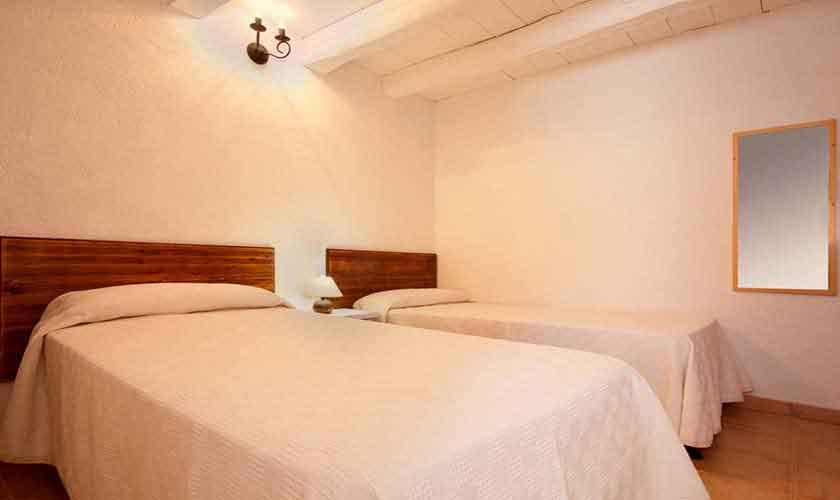 Schlafzimmer Ferienhaus Mallorca 6 Personen PM 3771