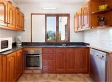 Küche Finca Mallorca Pollenca für 6 Personen PM 3781