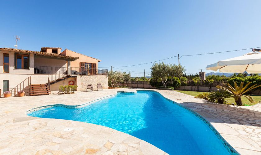 Pool und Finca Mallorca Pollenca für 6 Personen PM 3781
