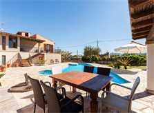 Terrasse Ferienfinca Mallorca Norden für 6 Personen PM 3781