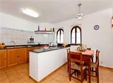 Küche  Finca Mallorca Norden PM 3796