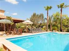 Pool und Finca Mallorca Norden PM 3796