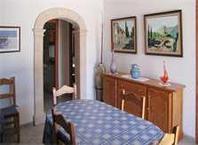 Essplatz Ferienhaus Mallorca Norden PM 379