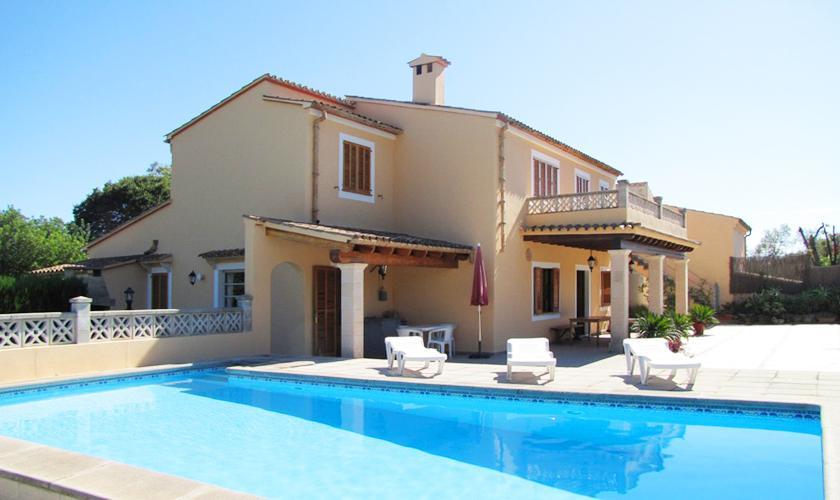 Pool und Ferienhaus Mallorca Norden PM 379