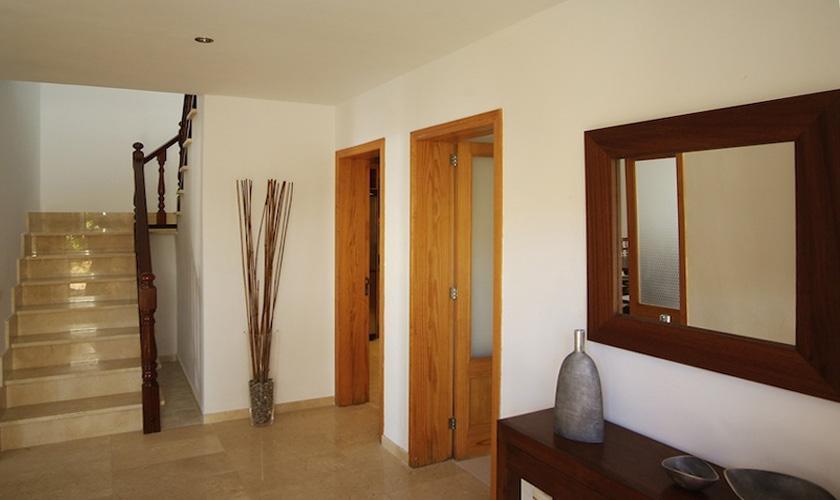 Eingang Ferienvilla Mallorca PM 3802 für 10 Personen
