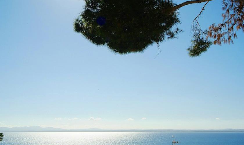 Meerblick Ferienvilla Mallorca PM 3802 für 10 Personen