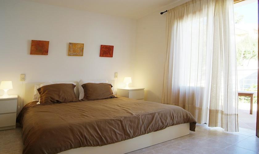 Schlafzimmer Villa Mallorca PM 3802 für 10 Personen