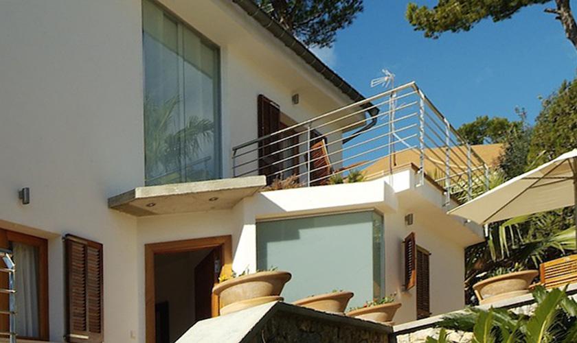 Terrasse Ferienvilla Mallorca PM 3802 für 10 Personen