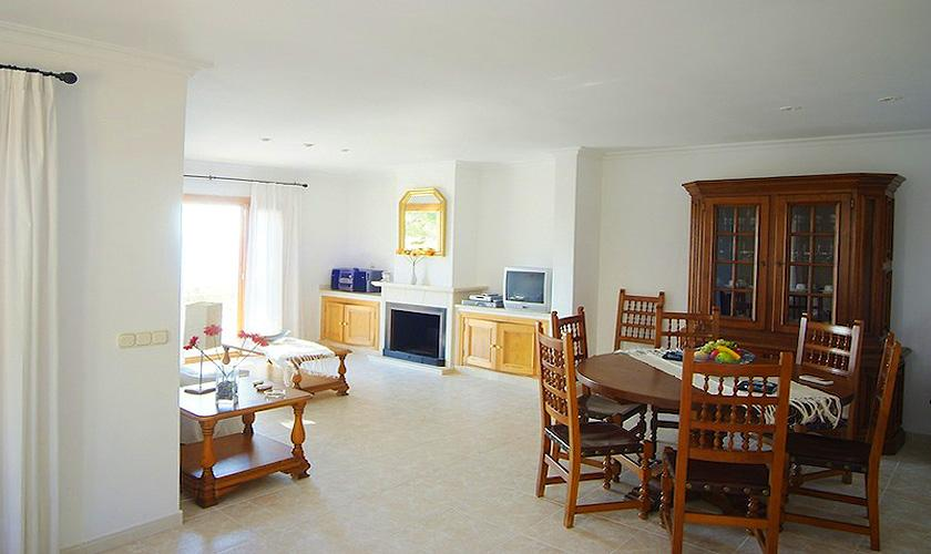 Wohnraum Villa Mallorca PM 3802 für 10 Personen