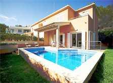 Pool und Ferienhaus Mallorca PM 3803