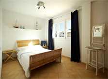 Schlafzimmer Ferienhaus Mallorca Nordküste PM 3803