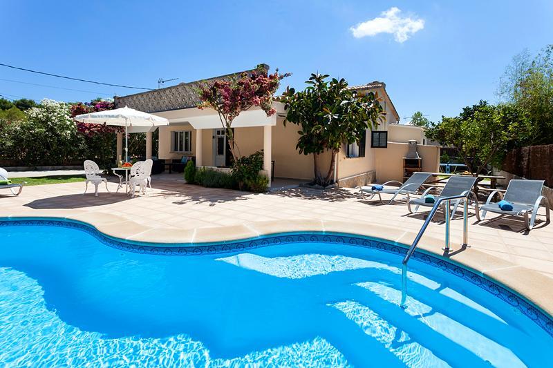 Pool und Ferienhaus Mallorca Nordküste PM 3804