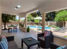Terrasse Ferienhaus Mallorca Nordküste PM 3804