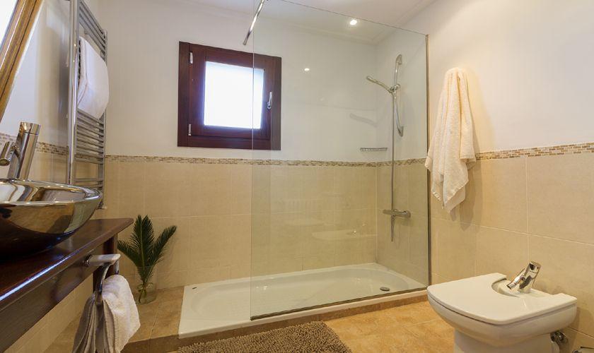 Badezimmer Exklusives Ferienhaus Mallorca PM 3806