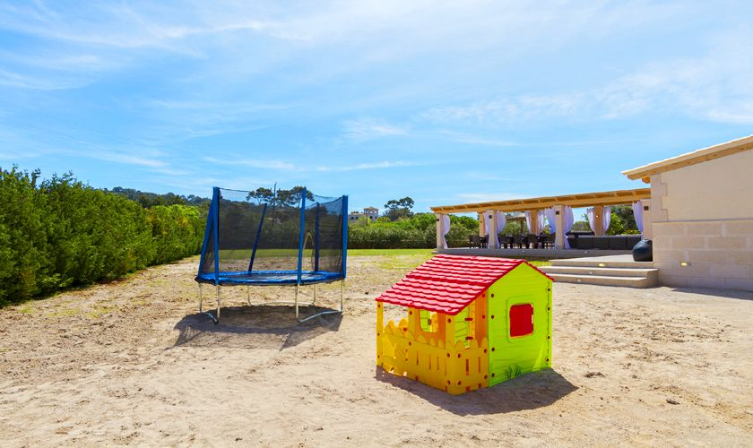 Spielplatz Ferienfinca Mallorca PM 3806