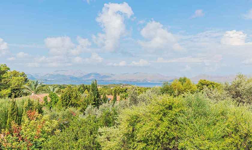 Meerblick Ferienvilla Mallorca Nordküste PM 3807