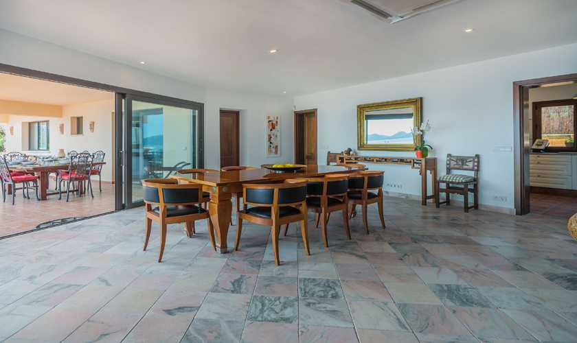 Esstisch Exklusive Villa Mallorca Nordküste PM 3808