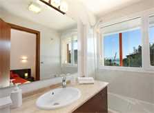 Badezimmer Ferienhaus Mallorca Nordküste PM 380
