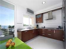 Küche Ferienhaus Mallorca Nordküste PM 380