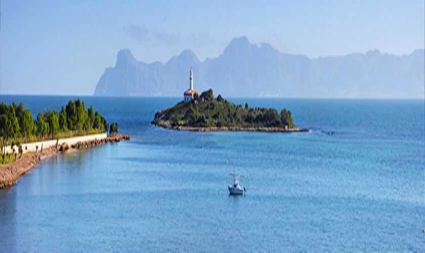 Meerblick Ferienhaus Mallorca Nordküste PM 380