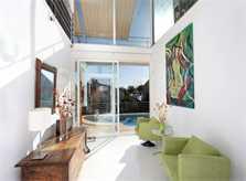 Wohnraum Ferienhaus Mallorca Nordküste PM 380