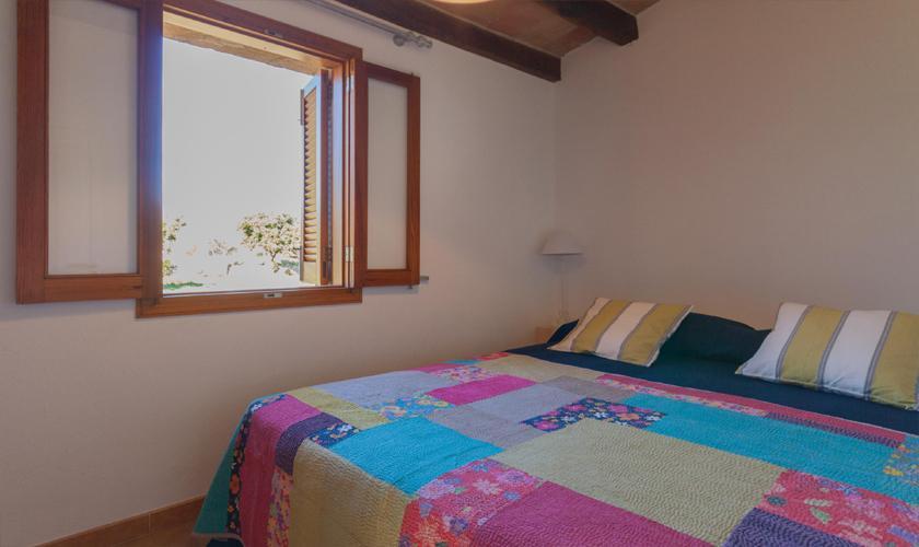 Schlafzimmer Ferienhaus Mallorca für 2 Personen PM 3815
