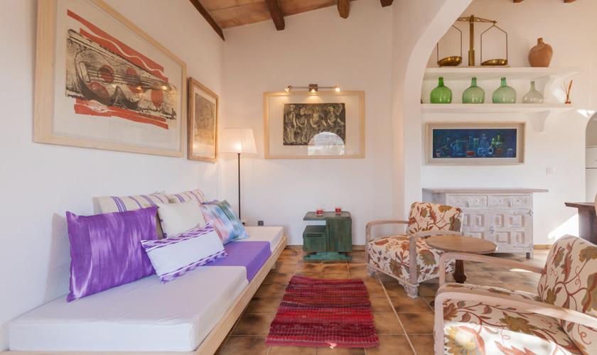 Wohnraum Finca Mallorca für 2 Personen PM 3815