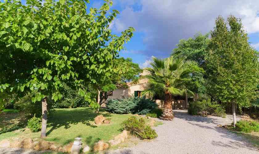 Garten Finca Mallorca 4 Personen PM 3835