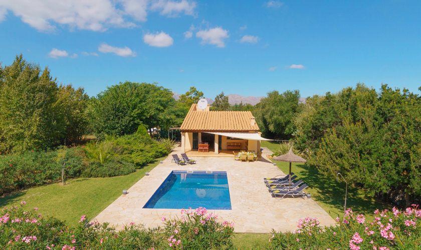 Pool und Finca Mallorca 6 Personen PM 3835
