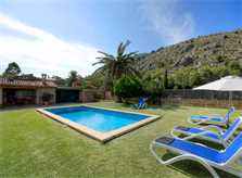 Pool und Finca Mallorca für 4 Personen PM 383